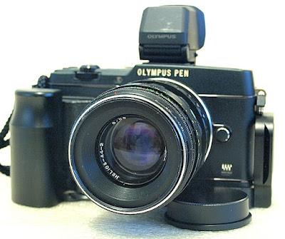 Olympus E-P5, Helios 44-2 58mm F2