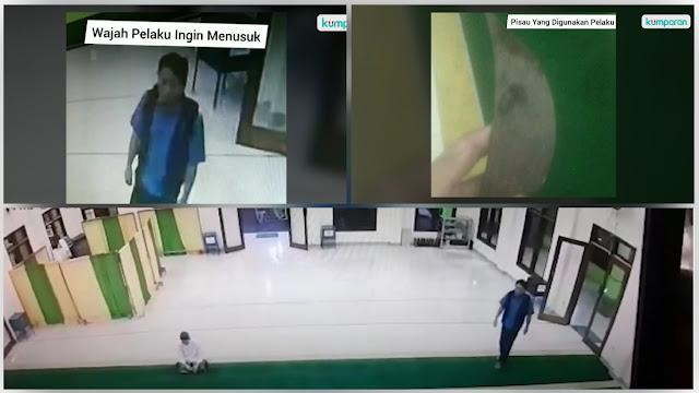 Imam Masjid di Depok Diancam Ditusuk oleh Pemuda saat Hendak Salat Subuh