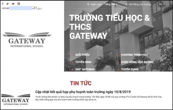 """Gateway và nhiều trường ở Hà Nội đồng loạt xoá mác """"quốc tế"""""""