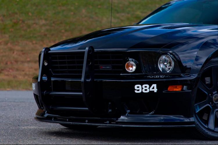 'Soi' Mustang Saleen S281 từng lăn bán trong bom tấn Transformers.