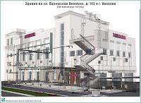 Проект административного здания для обслуживающего персонала и охраны складского комплекса в г. Иваново. BIM - Информационная модель здания - Инженерные сети
