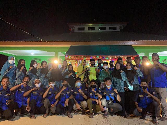 Pemuda Karang Taruna Tuah Bakti Desa Linau Gelar STQ Tingkat Desa Perdana