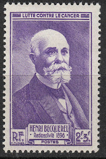 France Henri Becquerel nobel prize in physics