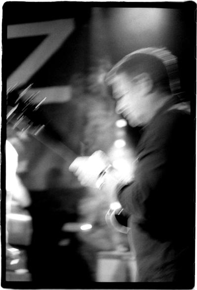 éric dubois (invité du collectif jazz à mons)