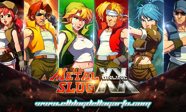 Metal Slug XX Online
