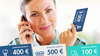 Logo DentalPro ''1000 vantaggi'': buoni sconto da 100€, 400€e 500€