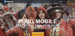 PUBG in Nox Vs Gameloop Emulator