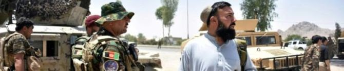 Pakistan Security Forces Clash With Afghans At Chaman Border Shut By Taliban