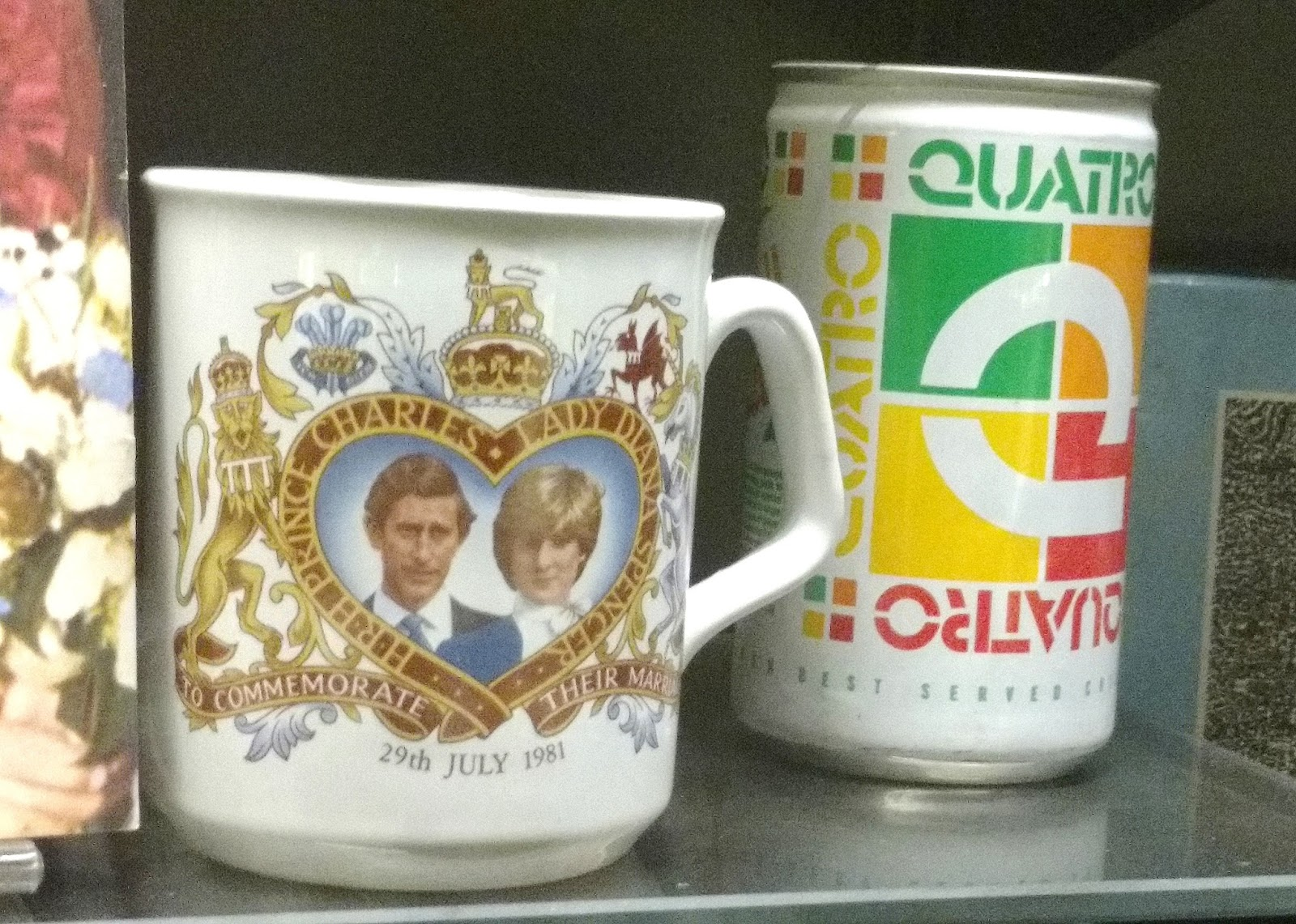 Like at Chez Bruce, the Museum of Brands also makes me nostalgic (sort of!) for '80s foods.