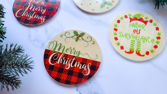 wood signs, sublimation, sublimation printing, sawgrass, wood ornaments