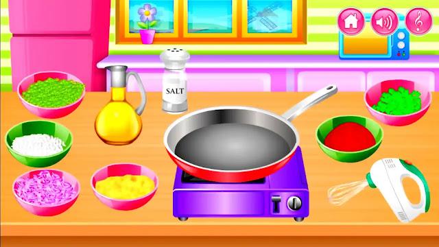 أفضل خمس العاب طبخ للأطفال - العاب أطفال - العاب بنات وأولاد