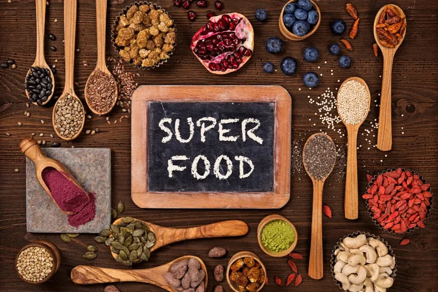 Most Popular Superfoods