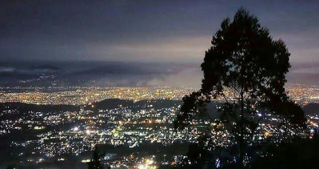 Lokasi dan Harga Tiket Masuk PUNCAK BINTANG BUKIT MOKO Bandung