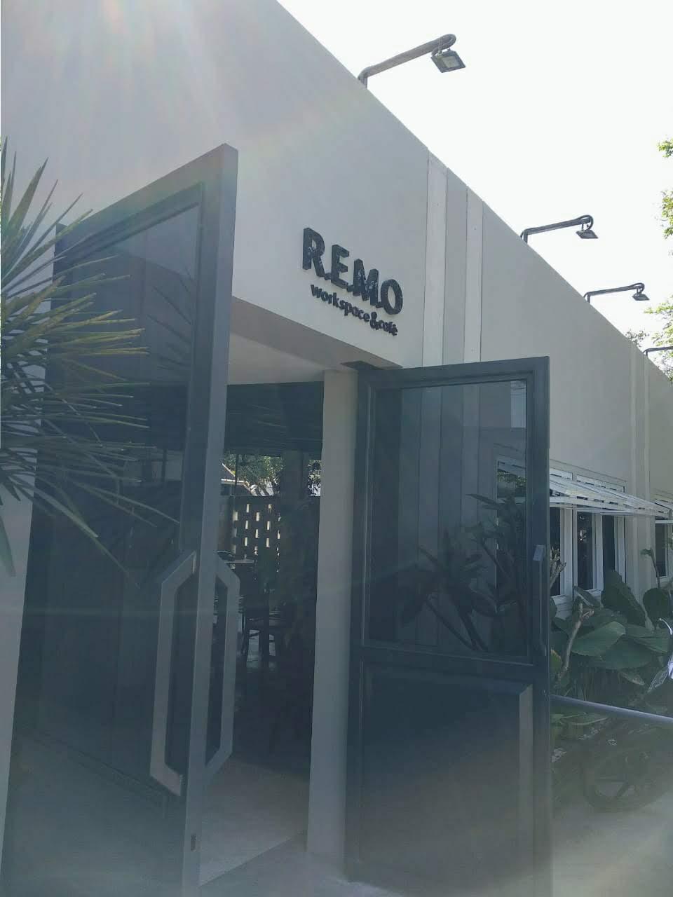 R E M O Work Space And Cafe Szasa Diandra