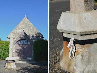 Croix Saint-Apolline d'Ouville-la-Rivière