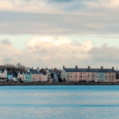 Beaumaris on Anglesey