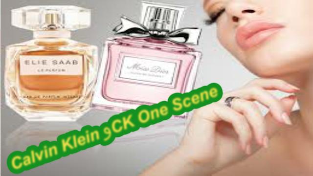 عطر للجنسين - لك ولشريكك CK One Scene و Calvin Klein