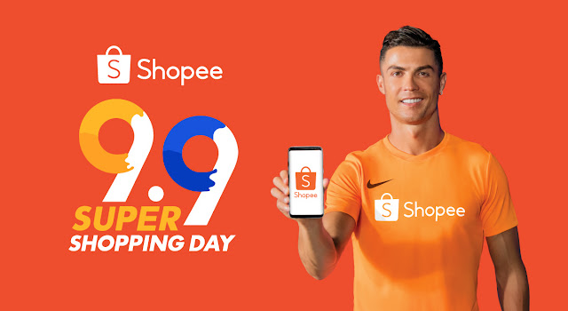 Shopee Smashes Records for 9.9 Super Shopping Day,  Orders Triple from 2018