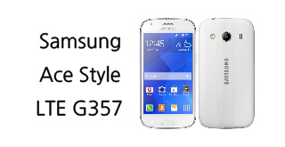 مواصفات Samsung Ace Style LTE G357