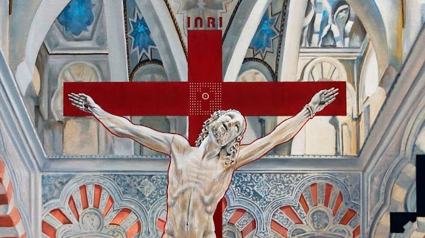 "Jesús Nazareno de Priego de Córdoba a sones de ""La Saeta"" en la Magna Procesión de Córdoba. 14/09/19"