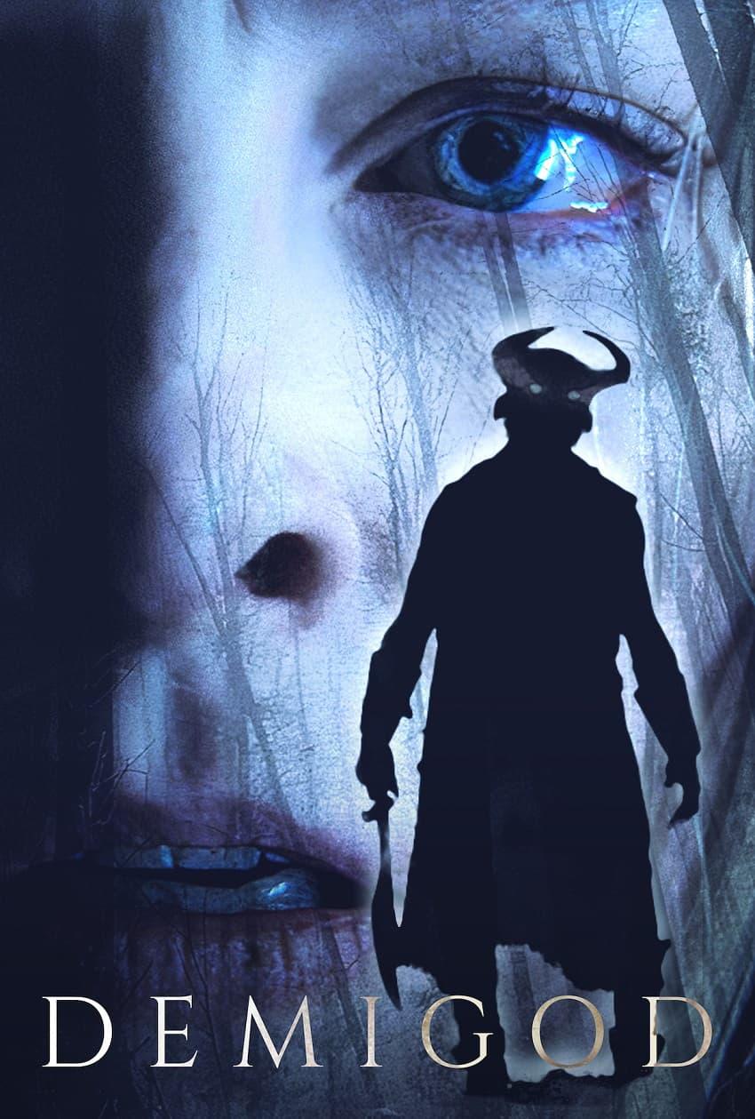 Gravitas Ventures показала трейлер мистического фильма ужасов Demigod с Рэйчел Николс - Постер
