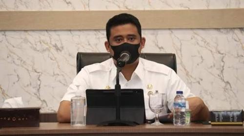Bobby Nasution Akan Buka Kembali Layanan Test Antigen yang Digerebek Polisi di Medan