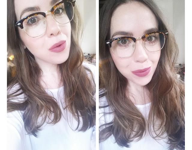 sephora lip stain marvelous mauve review,  kylie jenner lipstick