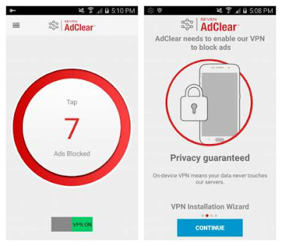 AdClear non root ad blocker apk
