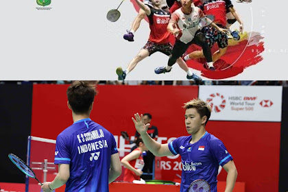 Lima wakil kita masuk ke semifinal di Indonesia Masters 2020