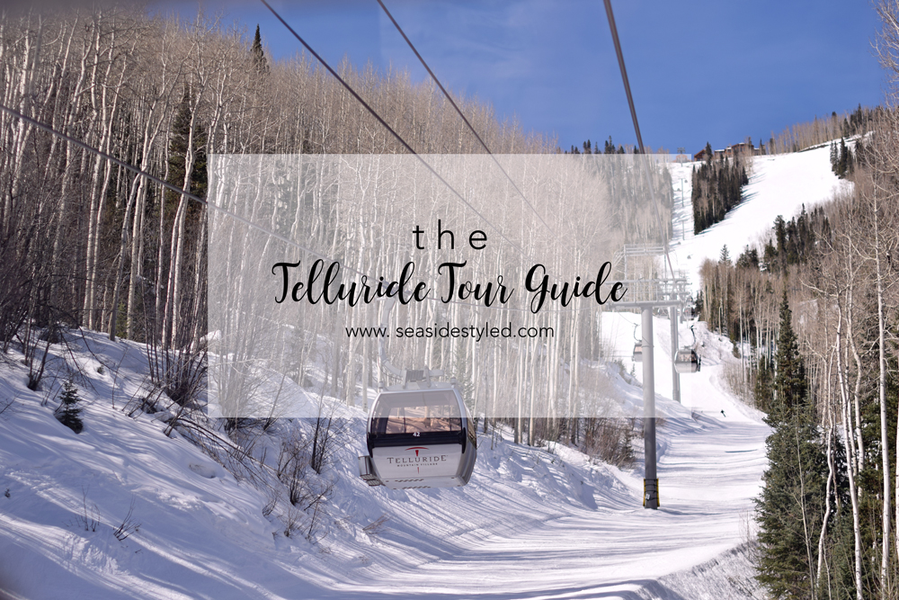 What do to in Telluride, Colorado