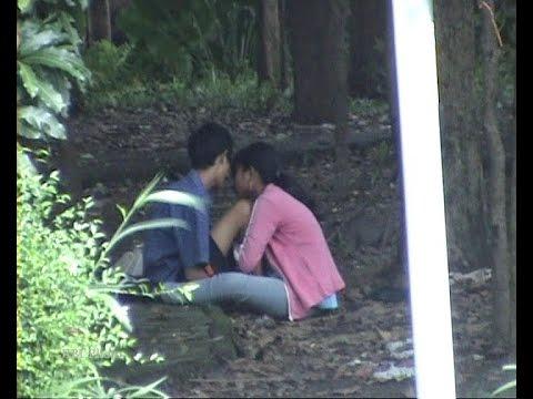 Video Kepergok Mesum Kelakuan Anak Jaman Now