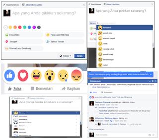 Facebook Menambahkan Banyak Fitur Baru di Tahun 2017
