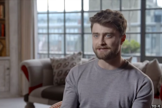 Updated: Upcoming TV appearance: Daniel Radcliffe featured in documentary Fear darb ainm Harris