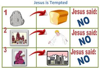 http://www.biblefunforkids.com/2014/07/temptation-of-jesus.html