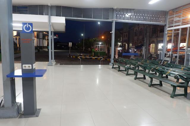 Loket Stasiun Solo Jebres