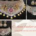 CZ stone chocker necklace