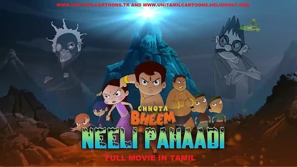 Chhota Bheem In Neeli Pahadi Full Movie In Tamil