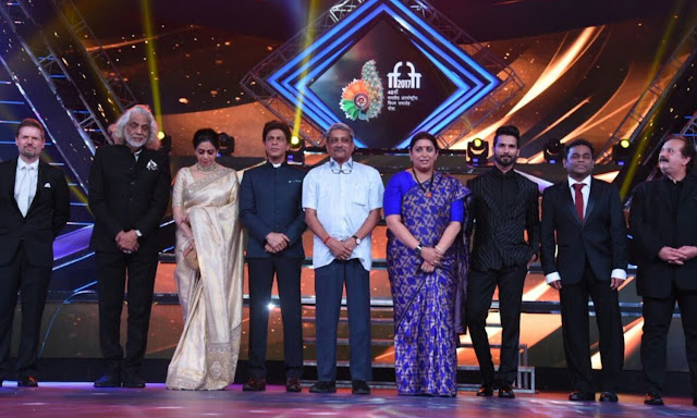 Photos of 48th International Film Festival of India, IFFI 2017