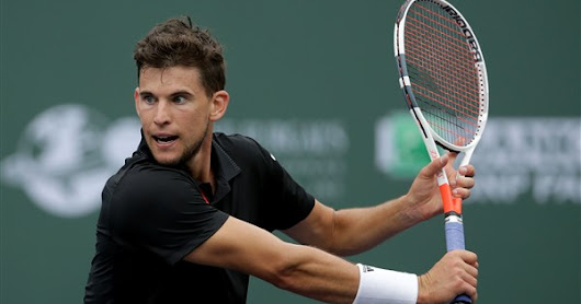 ATP 250 , LIONE : VINCE ALL ' ESORDIO DOMINIC THIEM