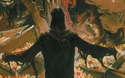 Un sorcier aux pieds du Tyran