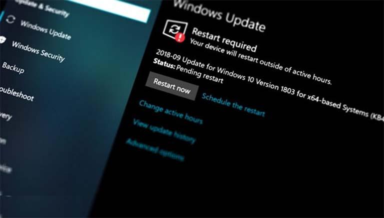 Pembaruan Windows 10 Gagal Diinstal, Jadinya Laptop Sering Restart
