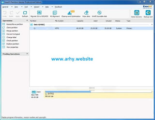 Free Download EaseUS Partition Master 12.9 Full Crack