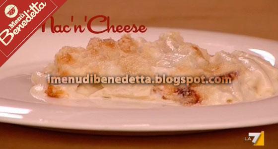 Mac N Cheese La Ricetta Di Benedetta Parodi