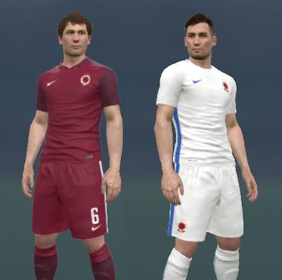 Sparta Praha 16/17 kits