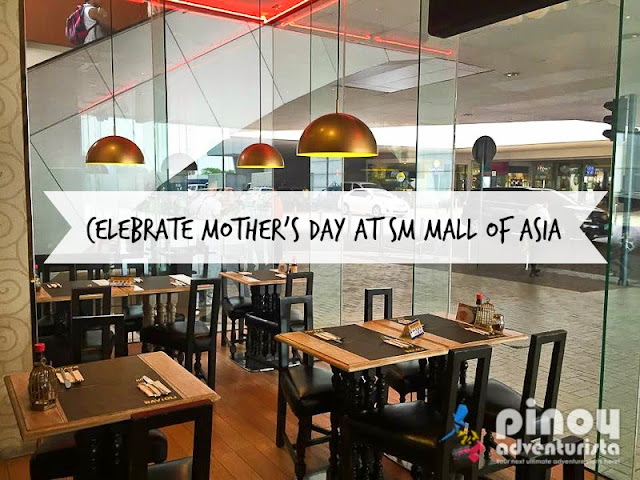 Celebrate Mothers Day at SM Mall of Asia