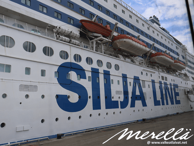 Silja Line Riga