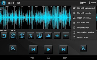 Voice PRO – HQ Audio Editor v4.0.29 [Unlocked] APK