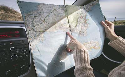 Siapkan Peta Konvensional