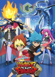 Yu☆Gi☆Oh!: Sevens Opening/Ending Mp3 [Complete]