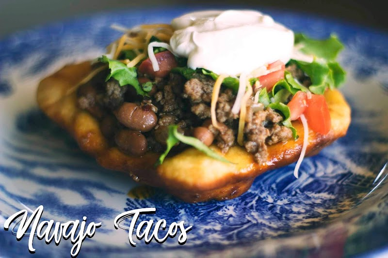 { Cooking Thursday - Navajo Tacos }